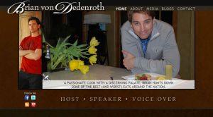 Brian von Dedenroth - Home Page