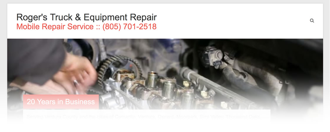 Roger's Truck and Equipment Repair