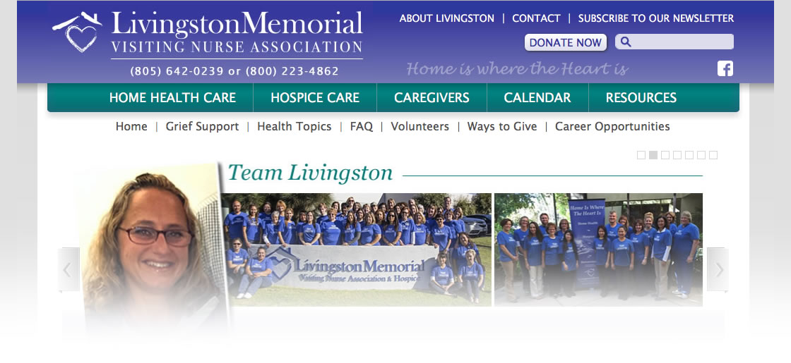 Livingston Memorial Visiting Nurse Association